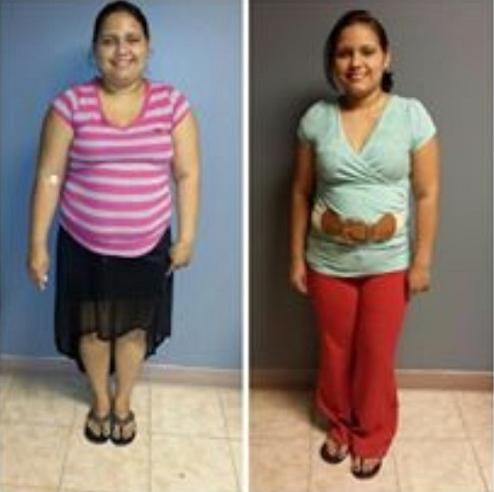 Lost 45 lbs in 10 WEEKS!