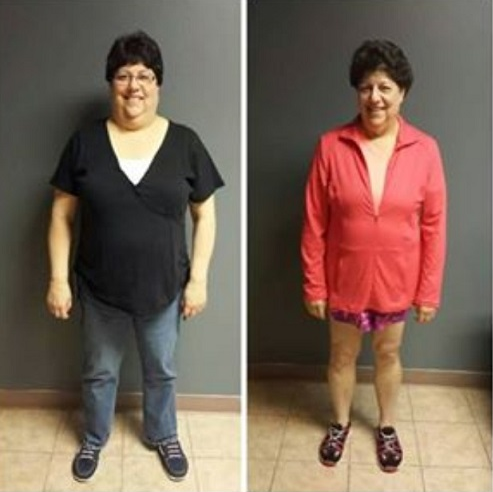 *Lost 60 lbs!