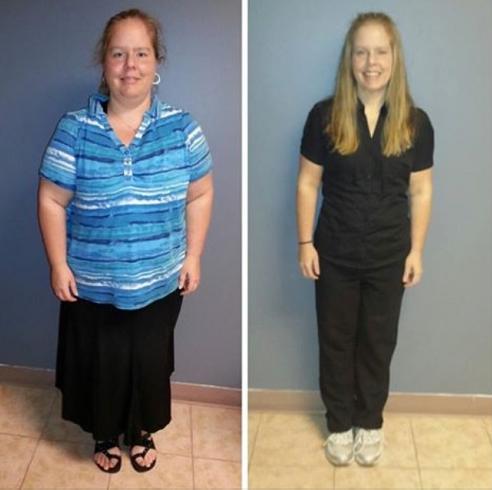 *Lost 51 lbs in 16 weeks!